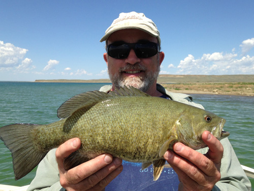 Montana in 30 years fisheries interview with bruce rich for Fish wildlife and parks