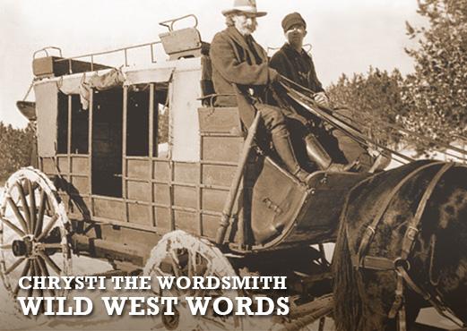 Wild West Terminology