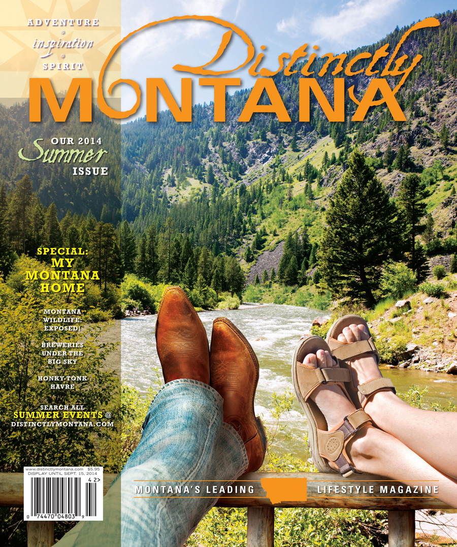 Summer 2014 Distinctly Montana