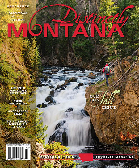 Distinctly Montana Magazine Home