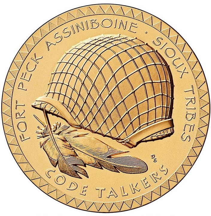 Fort Peck Assiniboine and Sioux Tribe Congressional Gold Medal