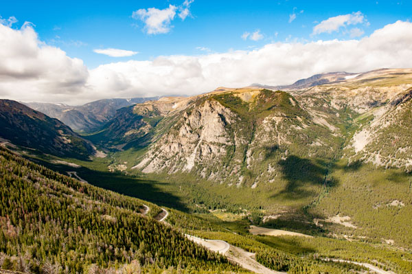 Beartooth Highway | Hell Roaring Plateau