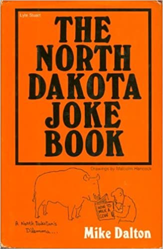North Dakota Joke Book