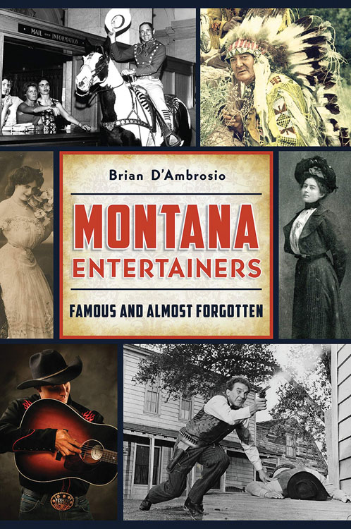 montana entertainers book