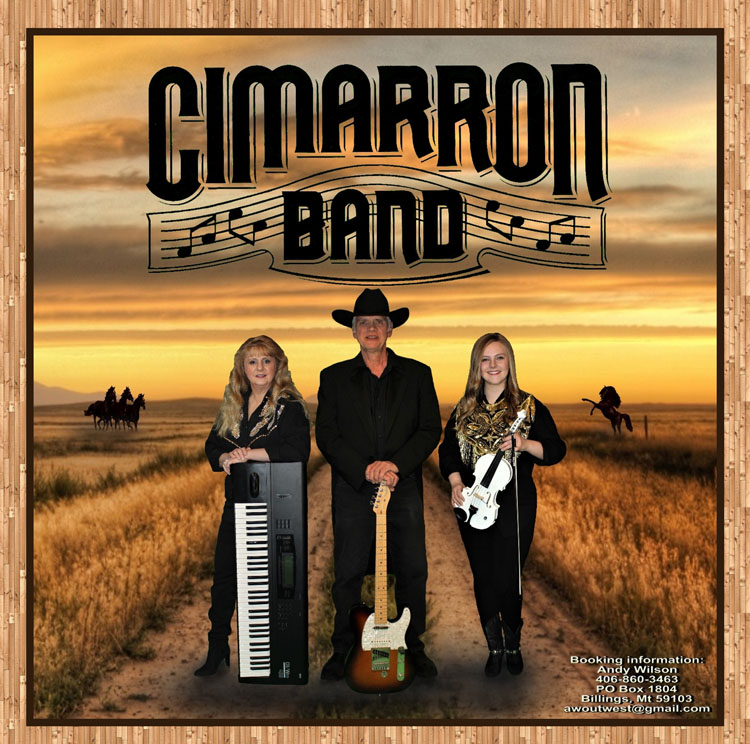 The Cimmaron Band, (Billings, MT)