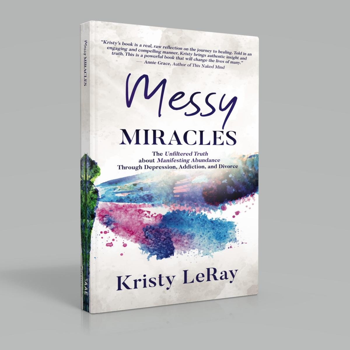Messy Miracles book