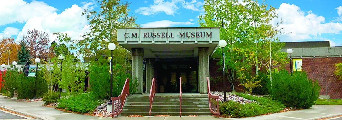 cm russell museum