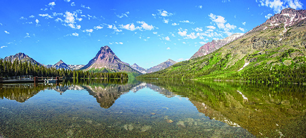 Two Medicine Lake by KC Glastetter