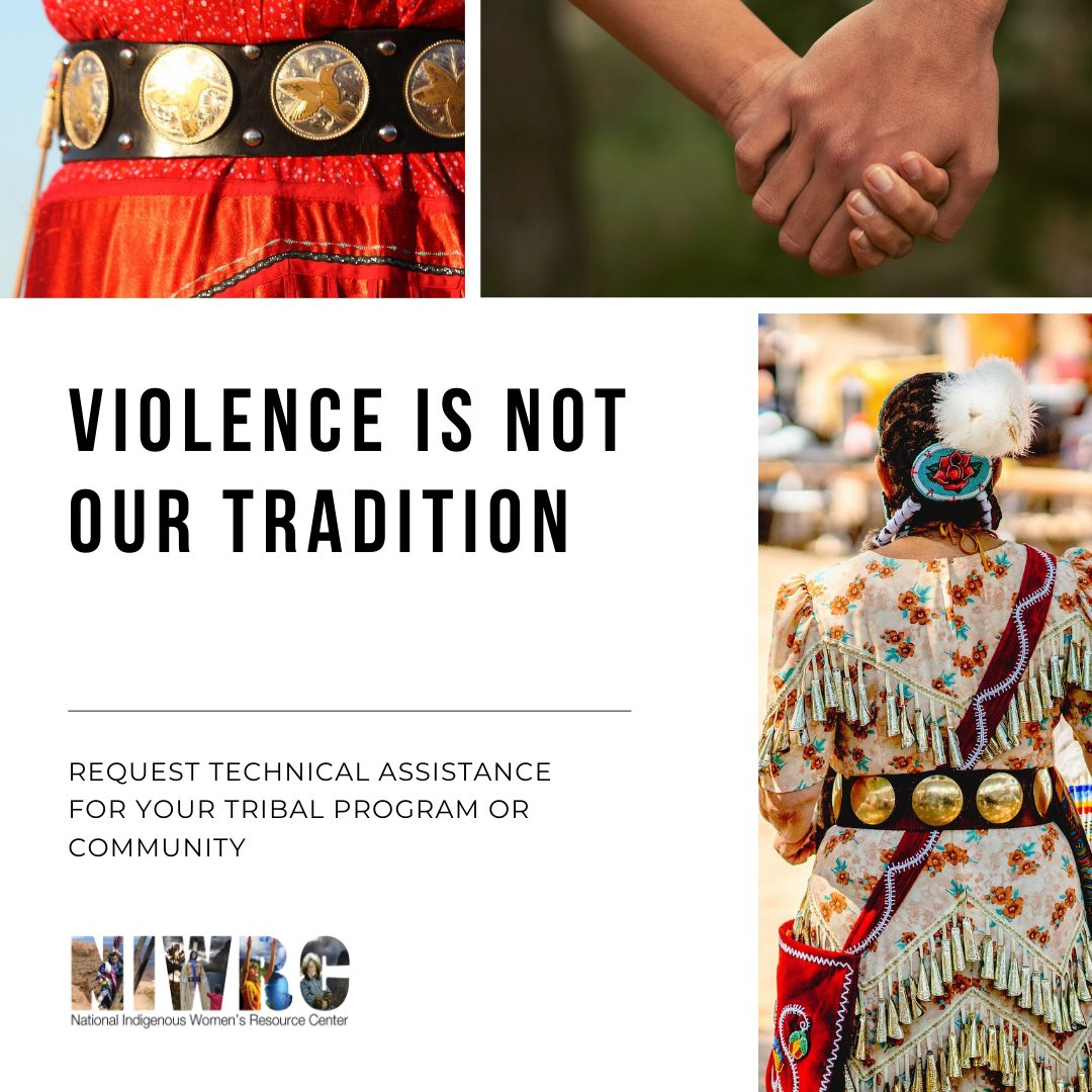 Violence is not our tradition