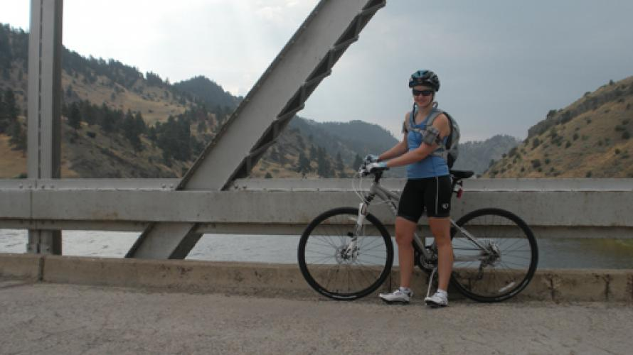 bicycling montana lacey middlestead