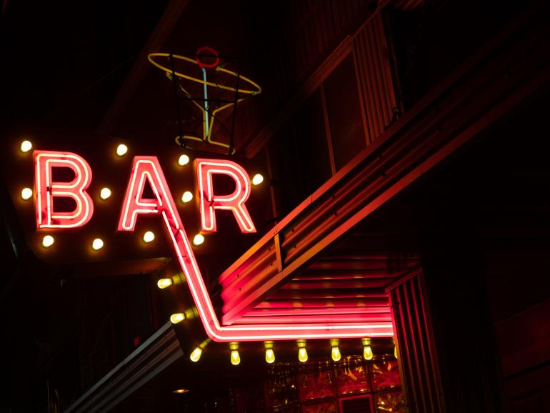 The Murray Bar in Livingston, MT