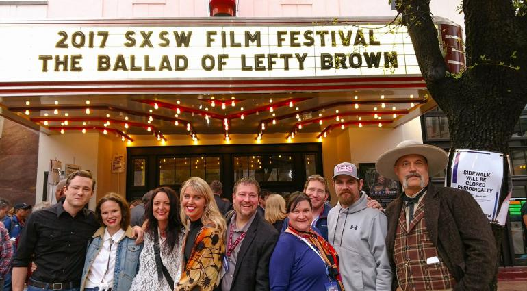 Ballad of Lefty Brown Premiere SXSW