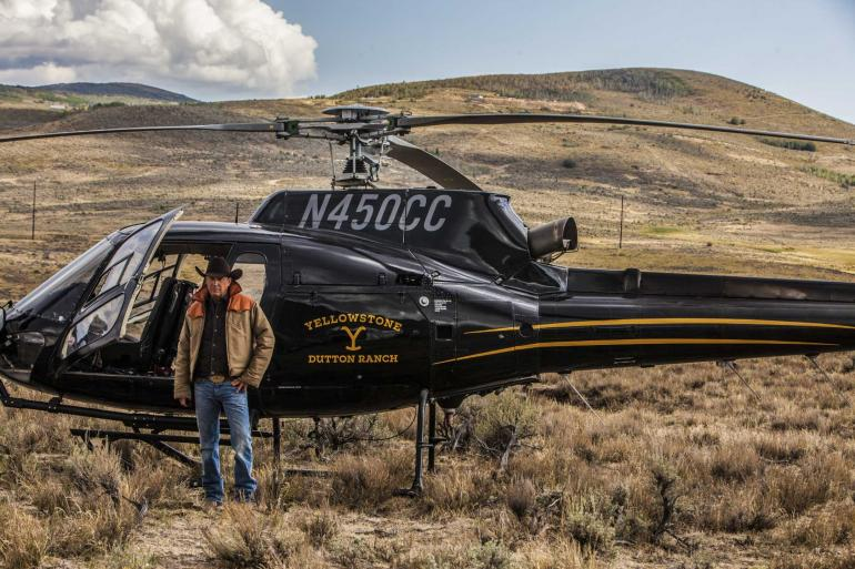 Kevin Costner's Yellowstone TV Show