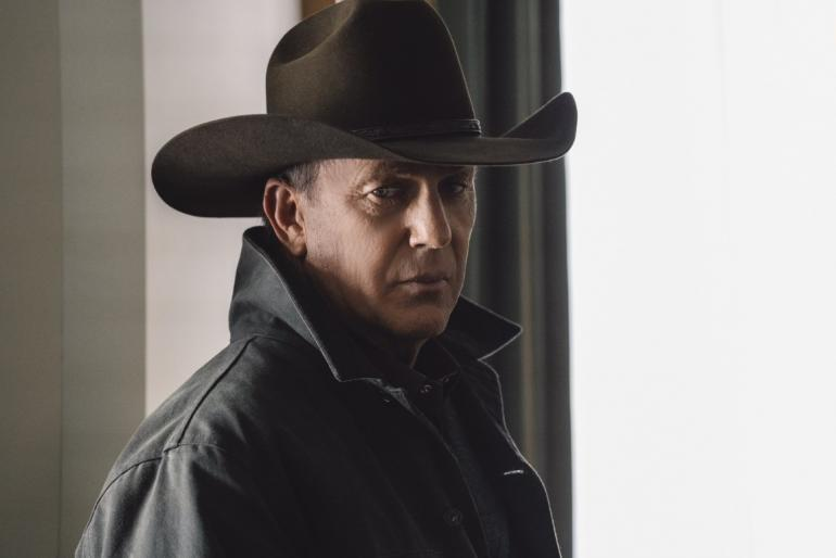 Yellowstone Promotional Still