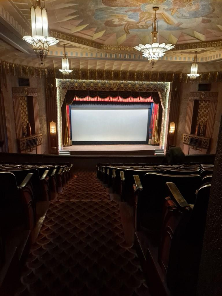 Washoe Theater, Interior