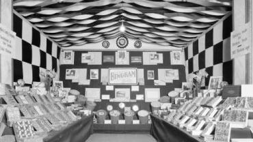Bingham candy Exhibit at Montana State Fair