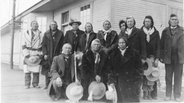 12 Blackfoot natives leaving for Hollywood