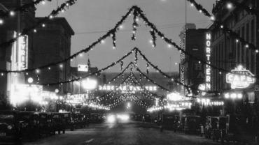 Billings Christmas 1935