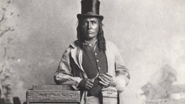 Chief Big Ox of the Crow
