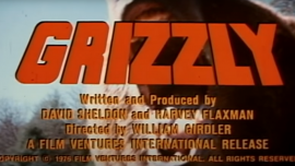 Grizzly title card