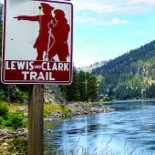 Lewis and Clark Trail National Historic Trail