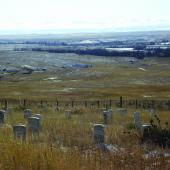 Little Bighorn Battlefield National Monument | Graveyard