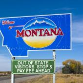 Out of State Pay Fee Ahead