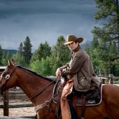 Yellowstone TV Series Cowboy