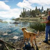 Far Cry 5 fishing
