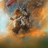 Smokejumper illustration