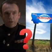 What does Montana have to do with The Hunt For Red October?