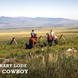 Bad Cowboy by Landon Jones