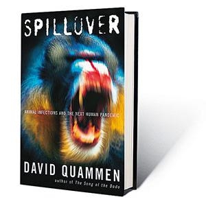 Spillover Book - David Quammen